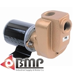 "3/4"" Self-priming Bronze Marine Pump AMT 4850-97"