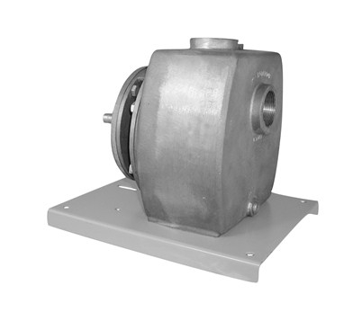 Oberdorfer Centrifugal Pedestal Pump Model 75pbe