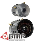 Advanced Motors & Drives A95-4005B Traction/Drive Motor, 36/48V, Reversible, 1.84kW / 2.47HP