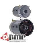 Advanced Motors & Drives DA7-4009 Traction/Drive Motor, 48V