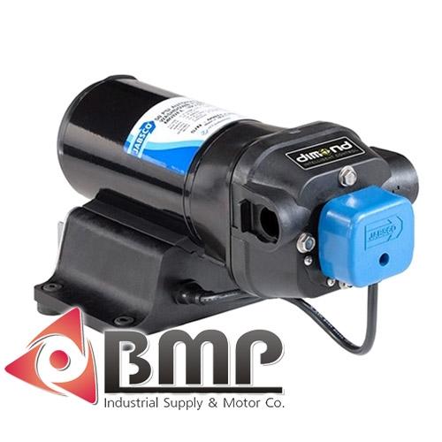 Jabsco 24v Vflo 5 0gpm Pump Model Ja 42755 0094