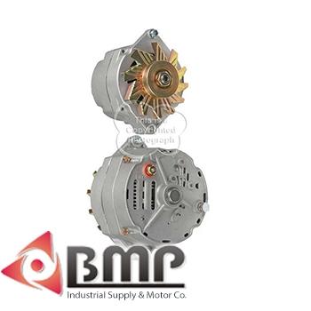 400-12010 Alternator, 12V, 61A, Delco 10SI, New