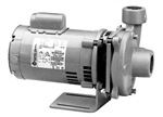 BURKS PUMP CENTRIFUGAL 1PH 1HP AB Model# 10GA5-1 1/4AB