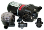 FLOJET PUMP 12V 3.3/15 PSS N/SW Model# FJ 04105-143
